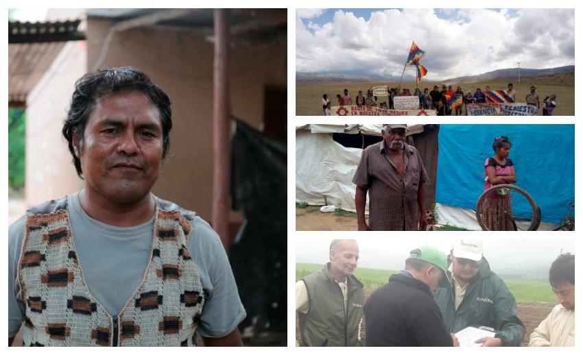 Los pueblos originarios no acceden a los planes sociales y denuncian represión
