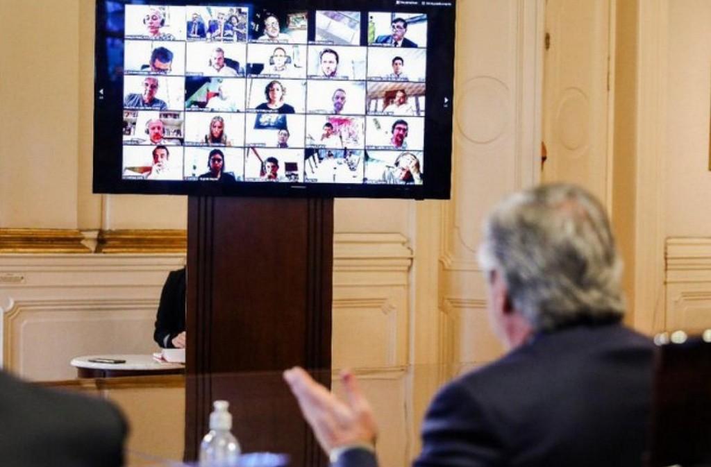 Fernández dialogará con los gobernadores antes de anunciar la extensión de la cuarentena