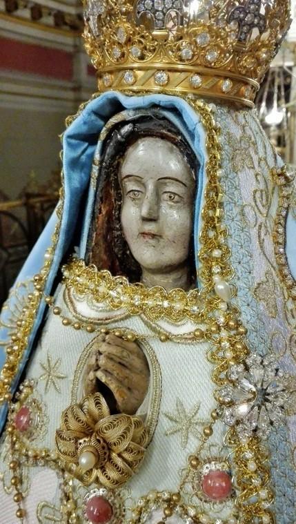 Vivamos la Procesión de la Virgen  del Valle desde nuestros hogares. Aquí EN DIRECTO