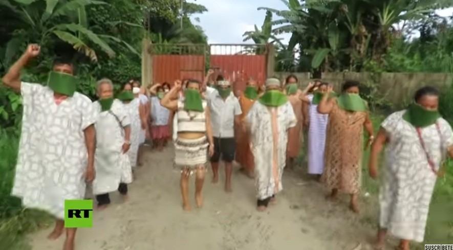 Pueblos indígenas amazónicos denuncian a Perú ante la ONU y la OEA por el