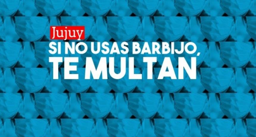 Salta, La Rioja, Misiones, Jujuy y Santiago del Estero, anunciaron la obligatoriedad del uso de barbijo