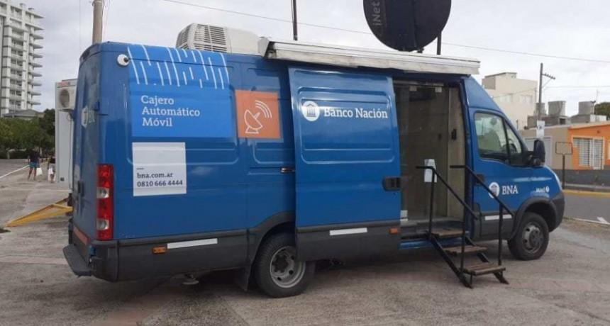 Un cajero móvil del Banco Nación recorrerá el interior provincial