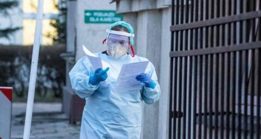 Coronavirus: se confirmó el primer caso positivo en Chubut