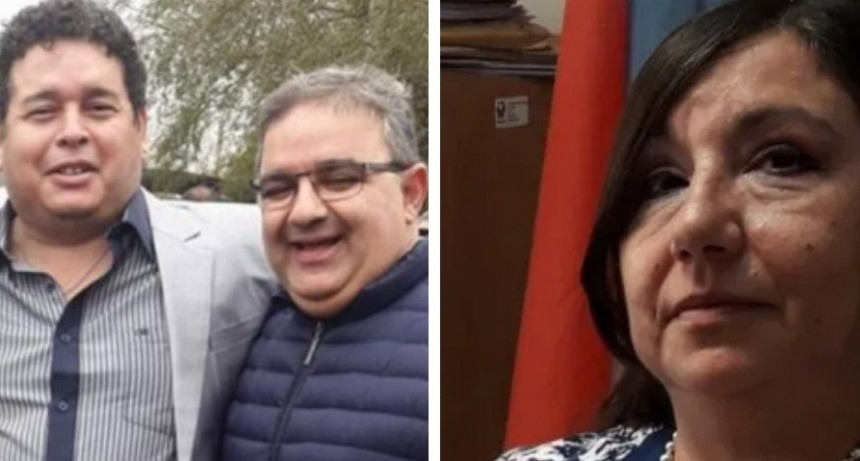 """""""Baby"""" Noboriguchi ex diputado del FPV amenazó a Jalil, Guerrero y Corpacci por la reubicación de empleados públicos"""