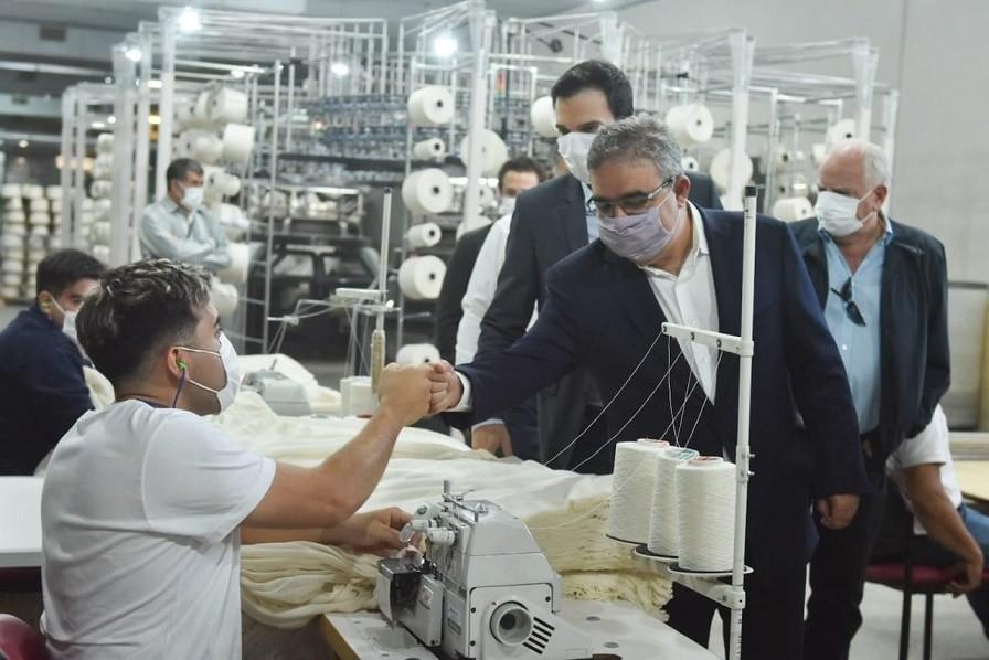 Promoción para la Industria Textil y del Calzado