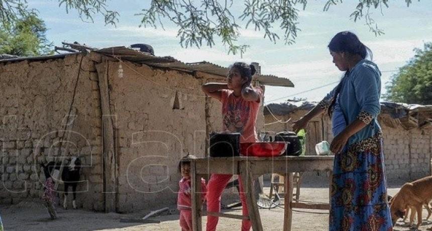 Mujeres indígenas caminan a Buenos Aires por pérdidas y daño de tierras ancestrales