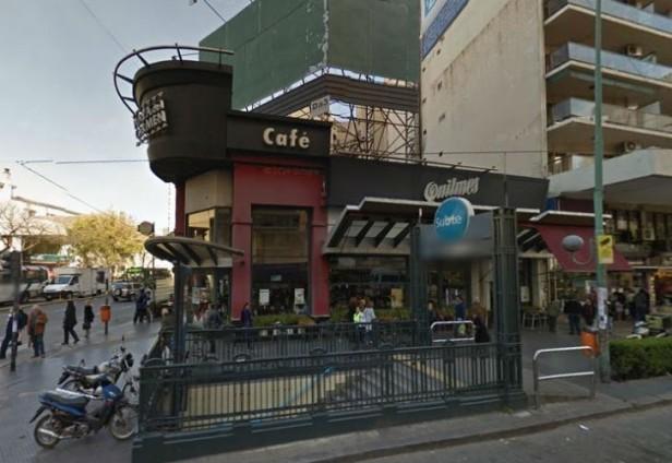 Femicidio en Caballito: Mató a su ex pareja en una confitería