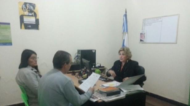 Periodista de Recreo presentó denuncia en el INADI contra Polti
