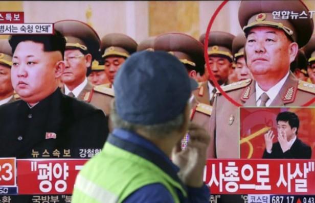 Corea del Norte Ejecutaron  a Ministro por