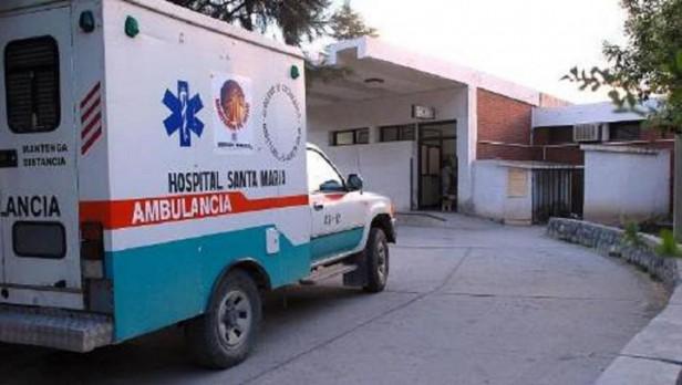 Siniestro vial fatal en Santa María