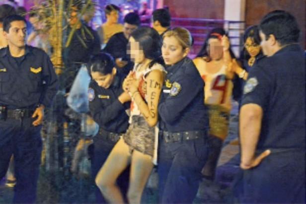 SANTIAGO DEL ESTERO: Fiesta Clandestina Desalojan a cientos de Menores