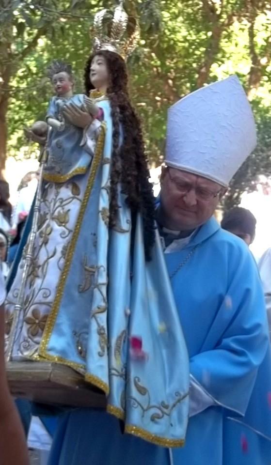 Mons. Urbanc celebrará sus 33 años de ordenación sacerdotal junto a la comunidad de Belén
