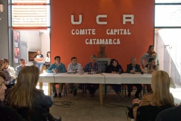 Convencionales Rechazaron una Alianza electoral con Barrionuevo