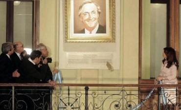 Lucía en Casa Rosada