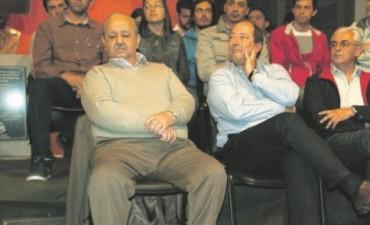 """Sanz """"oficializó"""" que Brizuela será el candidato a la Gobernación"""