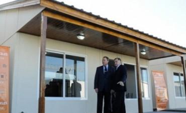 Construyen Casas dentro de Cárceles para los Presos