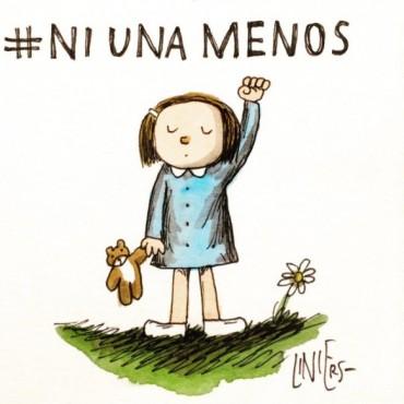 #NiUnaMenos 3 de junio en Todo el País