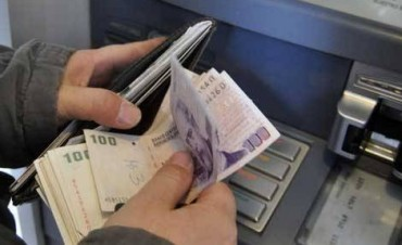 Banco Nación Garantiza reposición de dinero en los cajeros Automáticos