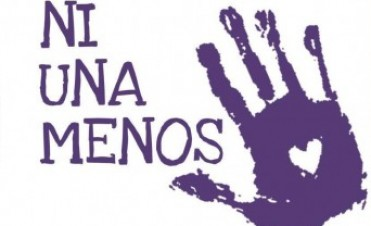 """""""#Ni Una Menos"""": Catamarca unida contra el femicidio"""