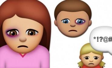 Emojis para Comunicar Situaciones de Violencia Familiar