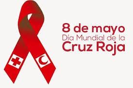 Hoy 8 de mayo se celebra el Día Internacional de la Cruz Roja.
