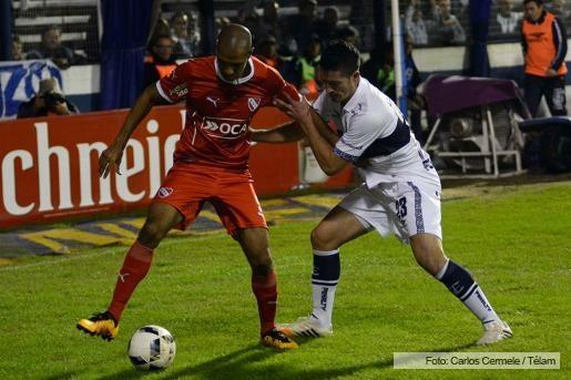 En un partido vibrante, Independiente le empató sobre la hora a Gimnasia