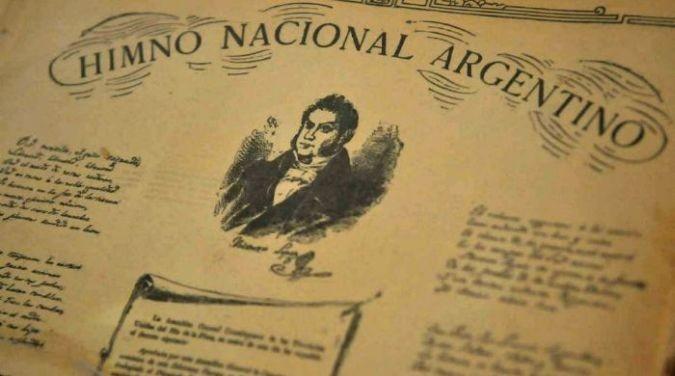 Efemerides: 11 de Mayo Dia del Himno Nacional Argentino y Dia del Autor y Compositor Musical