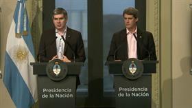 Peña y Prat Gay anuncian inversiones por más de mil millones de dólares