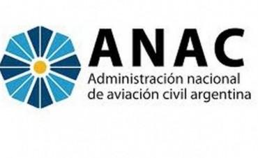 Peligran los vuelos en todo el país por un paro en la ANAC a partir de medianoche