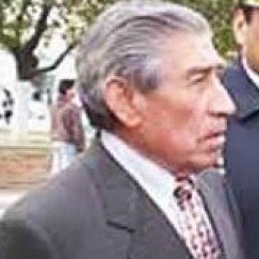 Falleció Faustino Lazarte ex intendente de Recreo