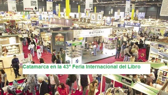 Catamarca en la Feria Internacional del Libro