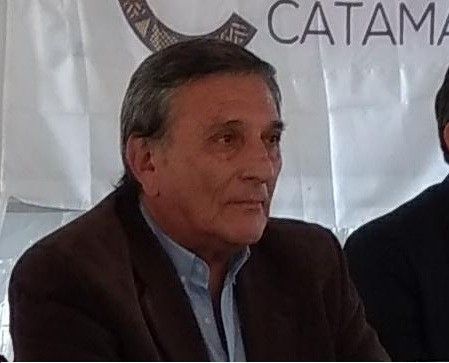 Falleció El Sub Secretario de Agricultura, Ganadería y Agroalimentos de Catamarca Eduardo Toledo