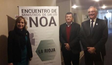 Catamarca presente en la reunión de Ministros de Salud del NOA
