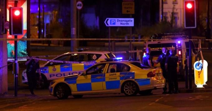 Otro susto en Manchester: la policía halló y detonó una bomba