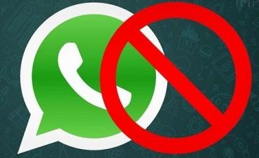 WhatsApp se reserva el derecho a cerrar tu cuenta