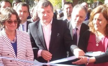 """Inauguraron la residencia para Madres """"Alina Herrera de Aybar"""" en el Hospital Zonal de Belén"""