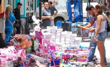 Crece la venta ilegal en la Argentina