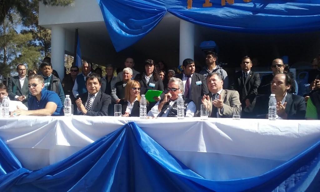 ¿Que paso con las donaciones de Fantino y Luis Barrionuevo para el hospital de Tinogasta?