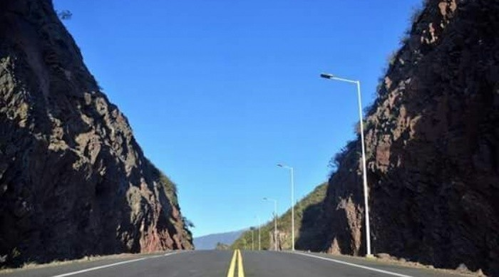 La Quebrada de Morerira, se inaugurará el lunes