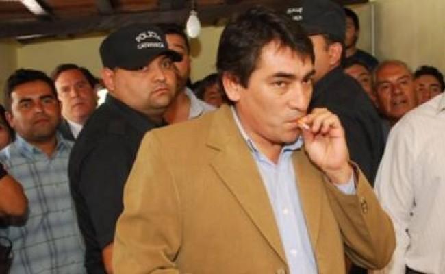 Una Mujer habria denunciado a Elpidio Guaraz por amenazas