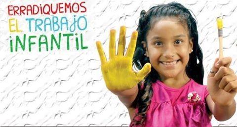 Concurso de dibujo sobre trabajo infantil