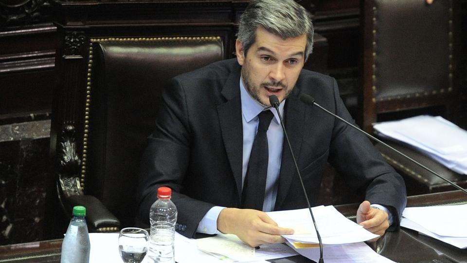 Marcos Peña: La deuda de la empresa EC Sapem con Cammesa es superior a los $ 2 mil millones