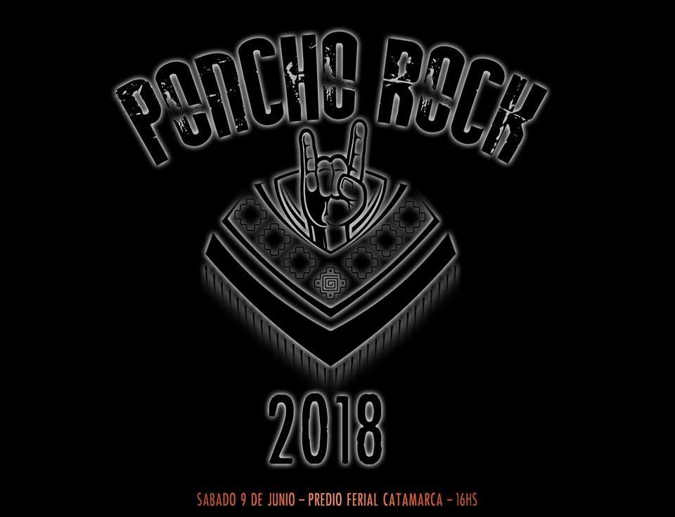 Ya se venden las entradas del Poncho Rock 2018