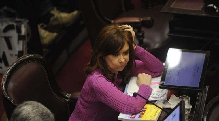 Las chicanas de Cristina Kirchner a Gabriela Michetti: YPF, los próceres y el Yaguareté mimoso
