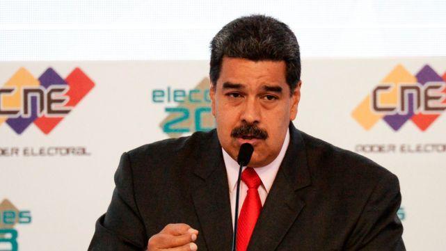 Proclaman presidente a Maduro hasta 2025
