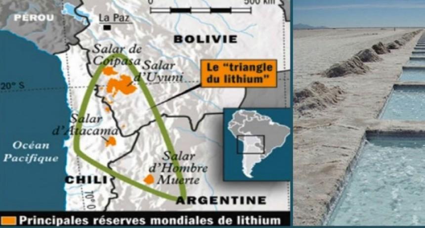 Minera canadiense habría adquirido más de 6 mil hectáreas en Catamarca para explorar litio