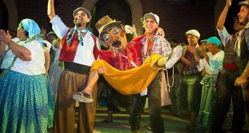 Teatro Pujllay hasta mañana