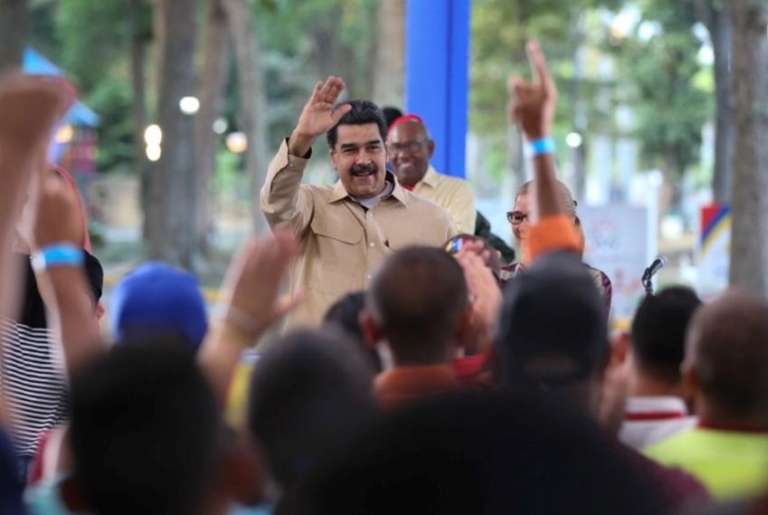Nicolás Maduro: Vamos a cortarle la cabeza a quien haya que cortársela