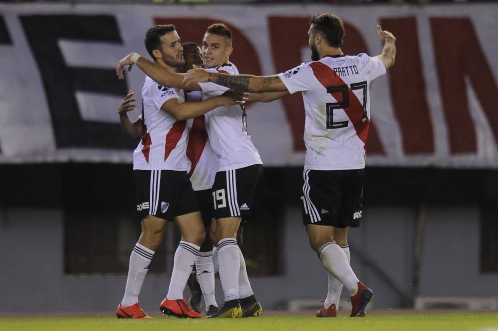 River aplastó a Aldosivi y se clasificó a los cuartos de la Copa de la Superliga