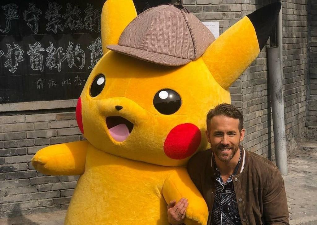Ryan Reynolds reveló cómo preparó su personaje para «Detective Pikachu»